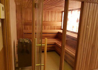 Thermoholz Sauna