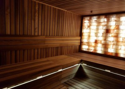 Fitness Club Sauna