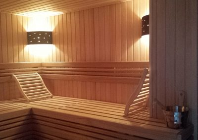 SPA Club Commercial Sauna