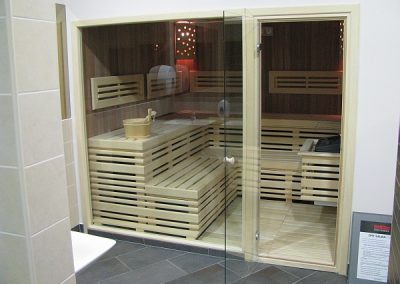 Sauna Fitness-Center
